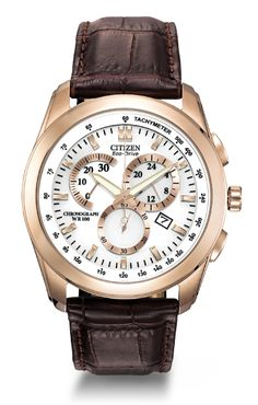 SIEMER JEWELERS AT1183-07A CITIZEN ECO DRIVE WATCH
