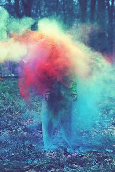 Come on people! Colour your life!!  #WOWstyle