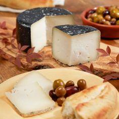 Ver detalles de queso de leche de cabra de la Garrotxa