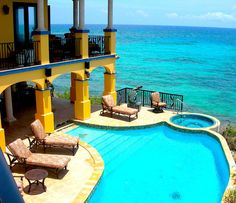 St. Croix (U.S. Virgin Islands) / Bella Sera Villa