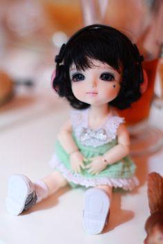 Lati doll If I had a million dollars