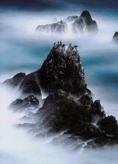 Omi island, Yamaguchi, Japan