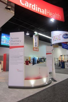 Cardinal Health - Immerse yourself in an exhibit hall featuring the latest product developments and technological advancements in hospital and health system pharmacy.