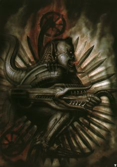 "H. R. GIGER ""Tokyo the last megalopolis""(PLEASE, LEAVE THE CREDITS)"