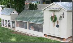 Cute Chicken Coop