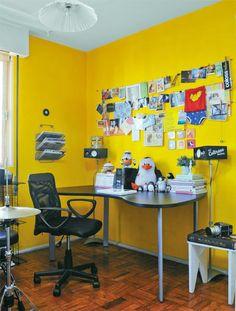 5 home offices afinados e com a personalidade dos donos