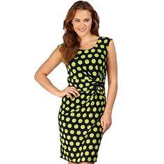 Spot Print Jersey Dress - Day dresses - Dresses - Women - debenhams