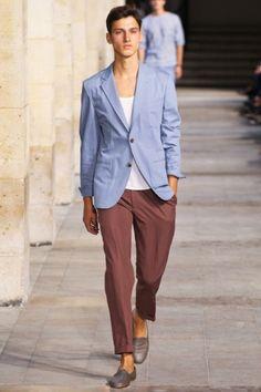 #Hermès #SS2014 #MensWear