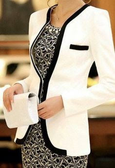 Verão 2016 promete, e uma das tendências que vem com força é o famoso look preto e branco. Quer ficar elegante? Então, observe as dicas! Adoro brincar com as tendências, mas é claro que tem algumas que tocam na nossa alma, e o look preto e branco faz isso comigo, porque mesmo quando composto com … … Continuar lendo →