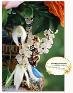 Белая СМОРОДИНА Мастер-класс HD-качества   В мастер-классе: - Изготовление прозрачных ягодок с семенами - Изготовление стебля и сборка листьев и ягод на ветку - Тонировка листьев акриловыми красками для визуального объема и глубины цвета  Смородинку можно использовать на аксессуарах купить тут: https://whiteliliya.autoweboffice.ru/?r=ordering/cart/as1&id=29&clean=true&lg=ru