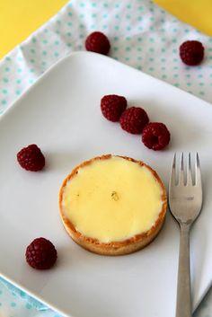 Meyer Lemon Tart - Recipe Included