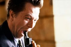 Gary Oldman in Romeo is Bleeding