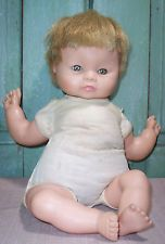 1960 vinyl and cloth baby doll thumbelina - Google Search