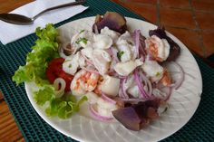Trying ceviche is one of the best things to do in Lima, Peru