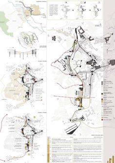 Riqualificazione urbanistica e paesaggistica fascia periurbana ad ovest delle mura.