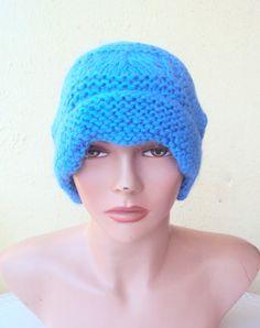 Knit Wool Hat Beanie Women Winter Accessories Gift Ideas by sebsurer