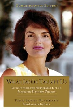She was a woman of confidence and passion who drew on a remarkable wealth of self-knowledge and a sense of purpose to cope with extraordinary public demands and overwhelming private needs. What Jackie