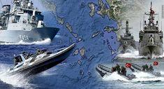 """Εικοσιτρία ελληνικά νησιά αμφισβητεί ο επιτελάρχης του τουρκικού Ναυτικού αντιναύαρχος Τζιχάτ Γιαϊτζί στο νέο βιβλίο του """"Ελληνικές Απαιτήσεις: Προβλήματα του Αιγαίου: Ερωτήσεις και Απαντήσεις"""" ανάμεσα στα οποία βρίσκονται τα πολύ «μεγάλα» όπως αναφέρει η τουρκική Aksam. Greece, Boat, Greece Country, Dinghy, Boats"""