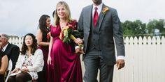 Schwanger Heiraten Tipps    Foto von The Radical Thread Co via Etsy    http://www.hochzeitsplaza.de/hochzeit-planen   Hochzeitsplanung Hochzeit selber planen Hochzeitsplaner Tipps Schwanger