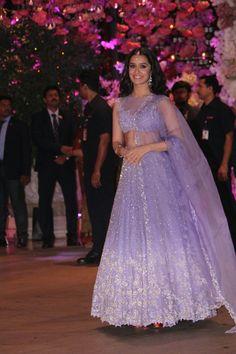 Shraddha Kapoor at Akash Ambani & Shloka Mehta's engagement ceremony! - Shraddha Kapoor at Akash Ambani & Shloka Mehta's engagement ceremony! Source by sleepingeyessot -