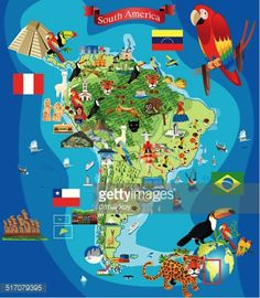 Map Vector, Free Vector Art, China Map, South America, Map America, First World, Royalty Free Images, Art For Kids, Digital Prints