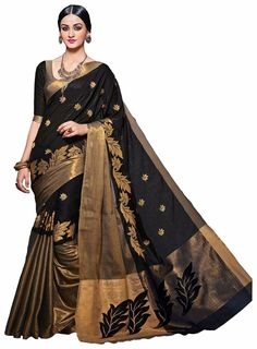 50 Mtr Length Of Saree, Fabrics-Banarasi Silk, Work-Jequird Silk Work, Multy Degine Saee, Attached Blouse