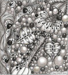 """"""" Fever Crazy """" by carolynboettner, via http://www.flickr.com/photos/doodle_daze_designs/page5/"""