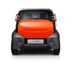 Citroen Ami One Concept 2019 Citroen Concept, Concept Cars, Flying Vehicles, Motorbike Design, Robot Design, Smart Car, City Car, Futuristic Cars, Car Sketch