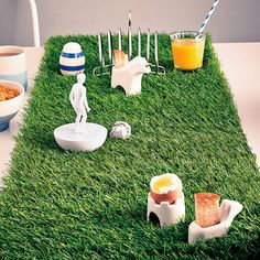 astroturf table runner - Google Search