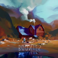 ArtStation - boonies, Michal Sawtyruk