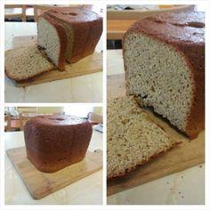 Sorghum Bread - Gluten-free perfection!
