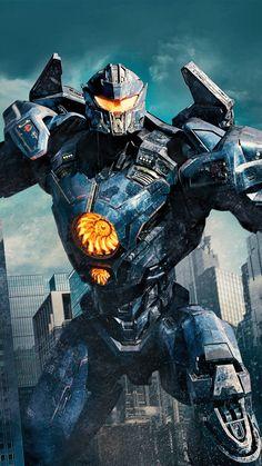 Pacific Rim Uprising, gipsy avenger, robot, 720x1280 wallpaper