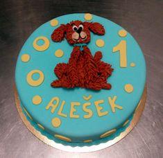 Dětský narozeninový dort na zakázku z cukrárny Moje cukrářství Birthday Cake, Desserts, Food, Tailgate Desserts, Deserts, Birthday Cakes, Essen, Postres, Meals