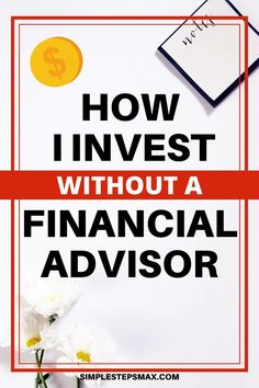 Learn how detrimental the fees a financial advisor charge can be on your personal finance journey towards retirement. You do not need a financial advisor to teach you how to invest your money and build wealth. Beginners can reach financial freedom and b Saving For Retirement, Retirement Planning, Retirement Strategies, Retirement Savings, Financial Tips, Financial Planning, Financial Peace, Dividend Investing, Investment Advice