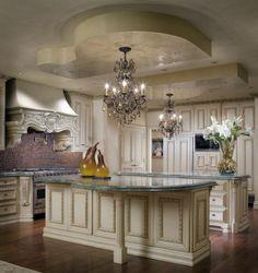 Such a beautiful kitchen.