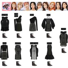 Twice Outfits Inspired