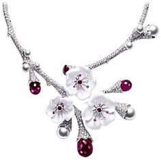 Limelight Garden Party necklace. Piaget.