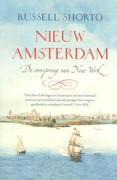 Onder commando van Henry Hudson vertrekt op 25 maart 1609 het schip de Halve Maan uit de haven van Amsterdam. In september belandt hij bij het huidige New York.