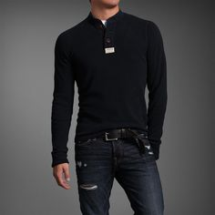 I hate Abercrombie & Fitch just like the next person but they have fantastic clothes $68