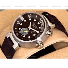 95cb59d0320 42 melhores imagens de Relógios - Louis Vuitton