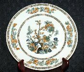 Syracuse China Indian Tree Dinner Plate