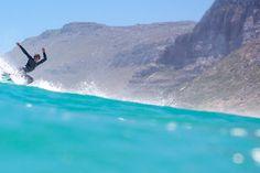 Ocean blue!