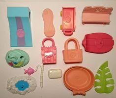 Littlest Pet Shop - LOT d ACCESSOIRES - Bancs Tremplins .. LPS  | eBay