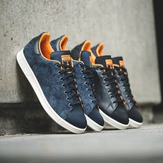 Porter x adidas Originals Stan Smith Summer Sneakers, Casual Sneakers, Leather Sneakers, Sneakers Fashion, Casual Shoes, Classic Sneakers, Sneakers Street Style, Sneakers Mode, Shoes Sneakers