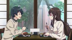 Koyuki and Yuu Yuu, Noragami, Manga, Awesome Anime, Anime Shows, Me Me Me Anime, Cyber, Movies, Drawings