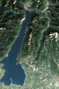 Lago di Garda,Lake of Garda Italy #GardaConcierge #satellite