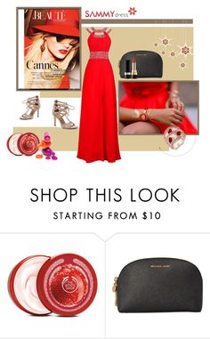 """""""Sammydress 24."""" by marinadusanic ❤ liked on Polyvore featuring The Body Shop, Michael Kors, Dolce&Gabbana, women's clothing, women's fashion, women, female, woman, misses and juniors"""