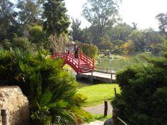 Jardins de Palermo, Buenos Aires, Argentina.