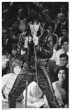 Poster:Rock-Elvis Presley 68