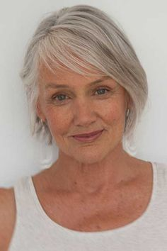11.Bob Haircut for Older Women